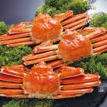 特大ずわい蟹3尾のイメージ写真