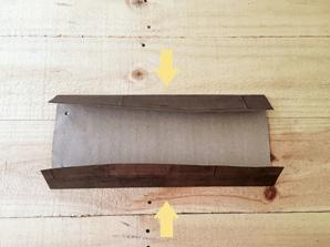 オリジナルブックカバーの作り方2