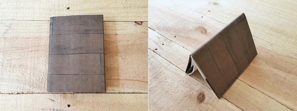 オリジナルブックカバーの作り方6