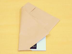 基本のフォトブックの包み方3