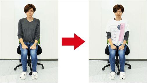 証明写真のうつりを良くする2つのポイント